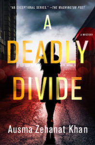 A Deadly Divide book cover