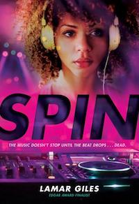 Spin book cover