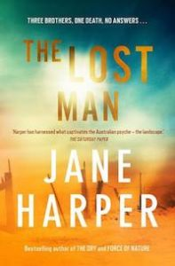 The Lost Man book cover