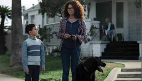 Fortinbras The Dog In A Wrinkle In Time