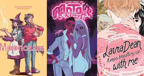 2019 LGBTQ Comics and Graphic Novels | Book Riot