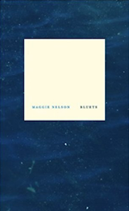 Bluets Maggie Nelson cover