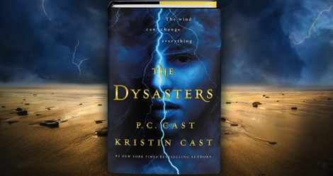 Featured Book Trailer: THE DYSASTERS by P. C. Cast and Kristin Cast