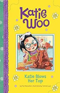 Katie Woo Blows Her Top book cover