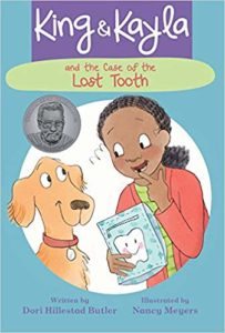 King and Kayla and the Case of the Lost Tooth book cover