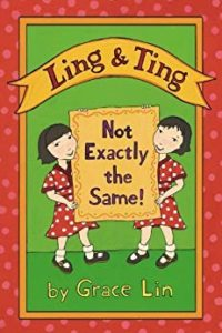 Ling and Ting Not Exactly the Same book cover