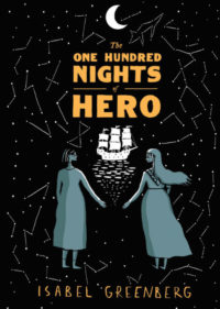 The One Hundred Nights of Hero book cover