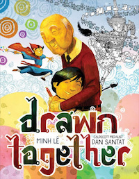 Drawn Together Book Cover