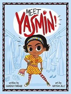 Meet Yasmin book cover