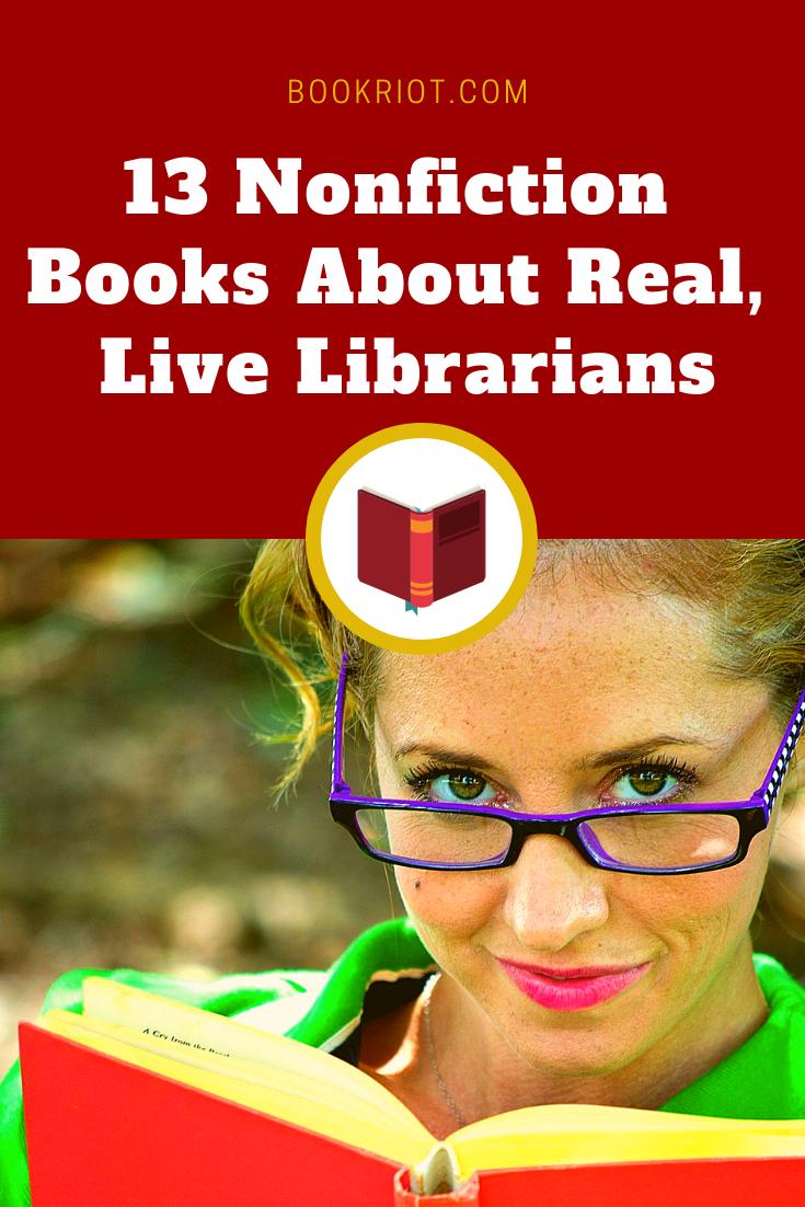 Nonfiction Books about Librarians