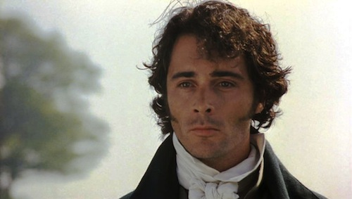 image of Greg Wise as Willoughby in the 1995 movie Sense and Sensibility