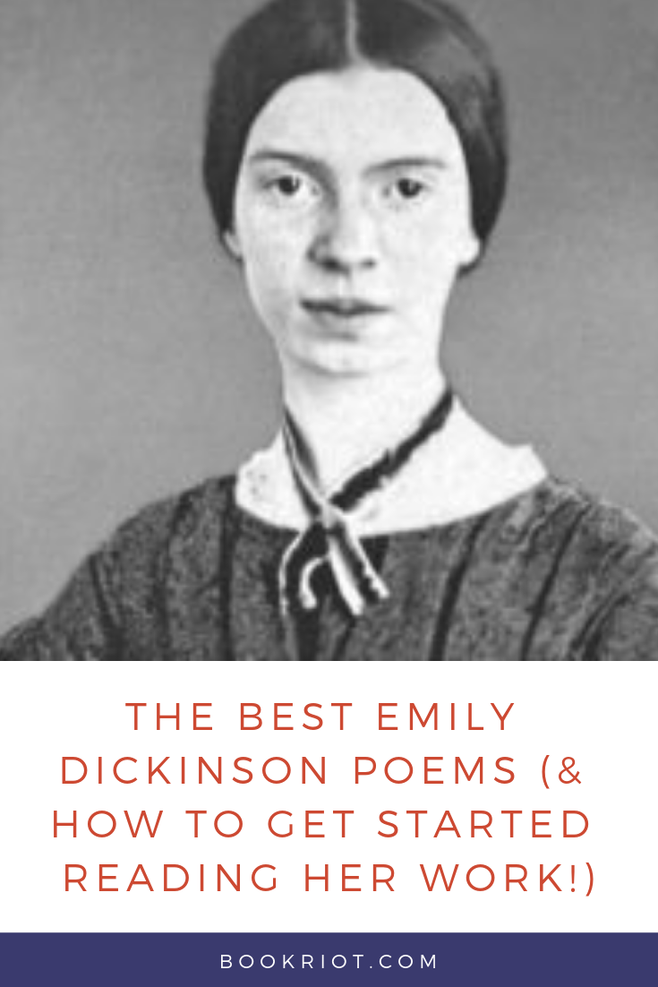 What are the best Emily Dickinson poems? We've got a collection of her best, along with a guide to how to read her work. Celebrate the work of the legendary American poet. Emily Dickinson | Emily Dickinson poems | poetry | best Emily Dickinson poems