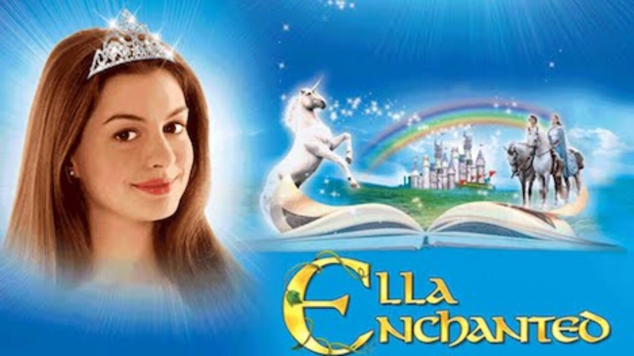 Troubles in Adaptation: ELLA ENCHANTED Book to Movie Adaptations