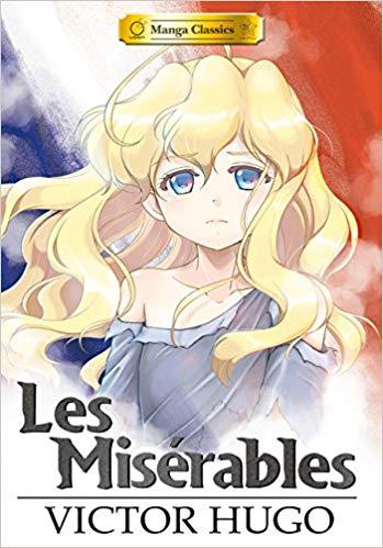 Manga Classics: Les Miserables book cover