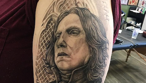 40 Magical Harry Potter Tattoos To Inspire Your Next Ink Session