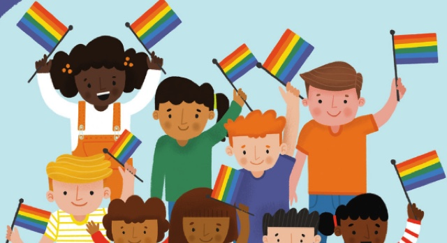 Rainbow Colors, Rainbow Families: An Interview With Children's Book Author Michael Genhart