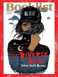 Booklist-Spotlight-On-Diversity-Magazine Cover