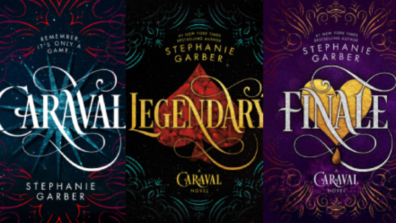 Image result for caraval series""