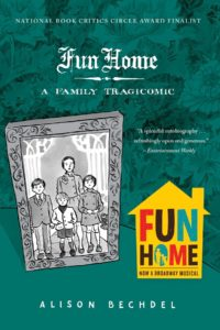 Fun Home from Pride Reading List | bookriot.com