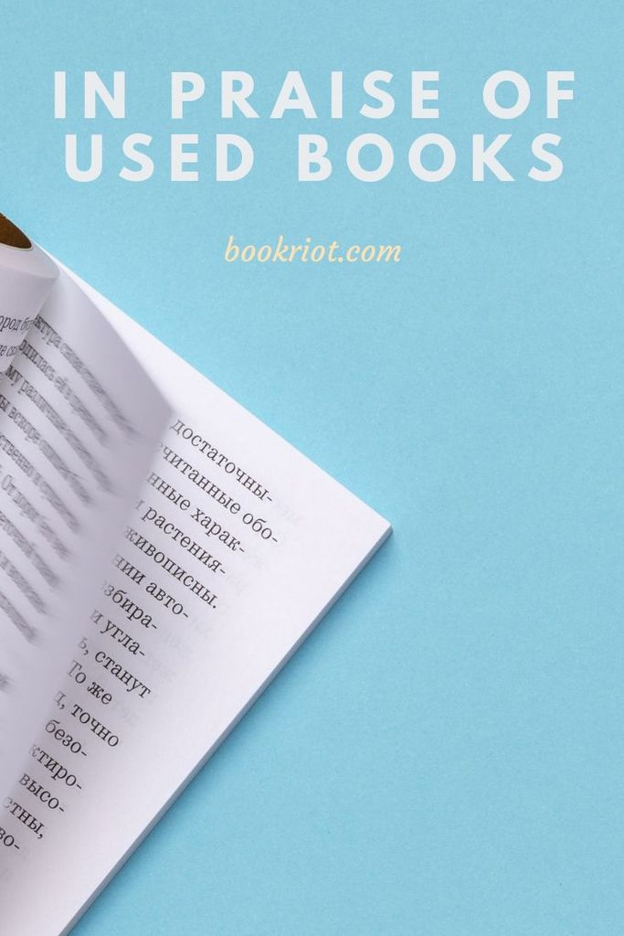 All of the love for used books, which have been loved enough to be shared again with others. book life | reading life | used books