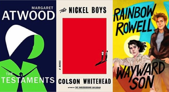 New Books By Your Favorite Authors Coming Out This Year