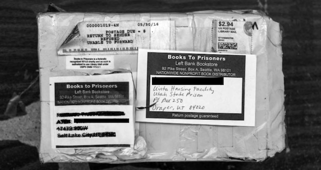 New Hampshire Prisons Ban Books Critical of Prison System, Award Winners