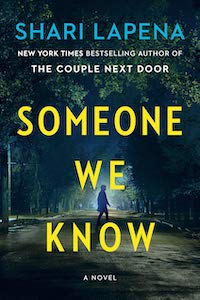 Someone We Know by Shari Lapena book cover