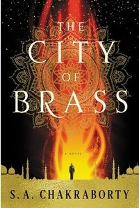The City Of Brass book cover