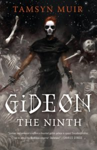 Cover of Gideon the Ninth by Muir
