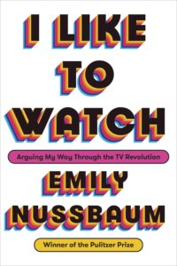 Books to Read if You Love TV