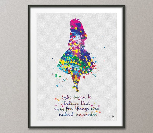 she_began_to_believe_that_very_few_things_are_indeed_impossible_floral_disney_fan_art_silhouette