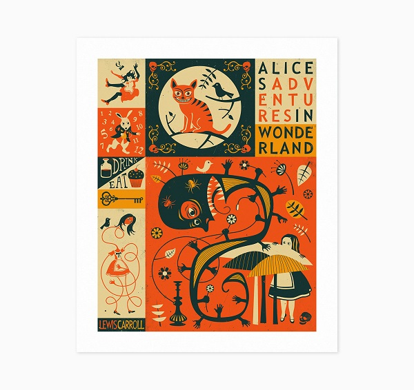 stylized_surreal_alice_in_wonderland_art_print