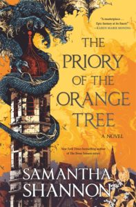 Cover of The Priory of the Orange Tree by Shannon