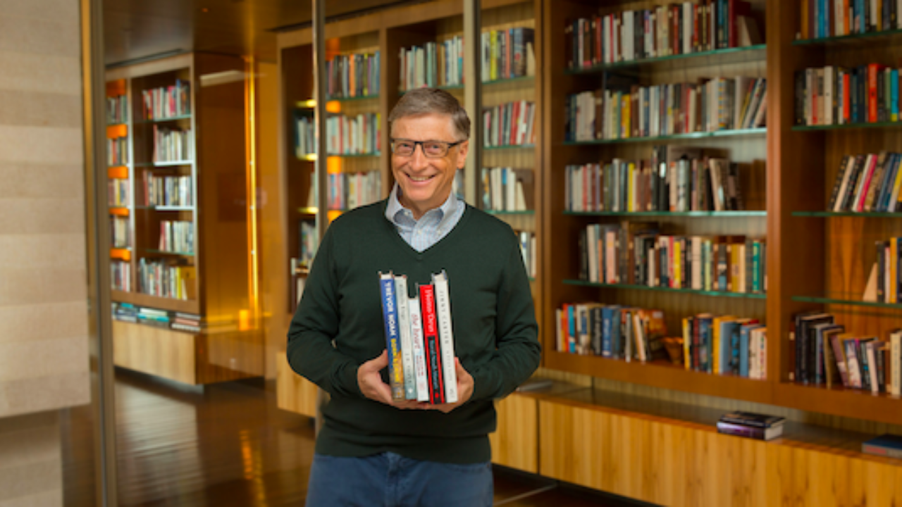 Bill Gates Reading List 2020.A Full List Of Bill Gates Book Recommendations From 2012 To