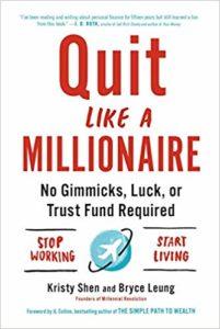 quit like a millionaire book