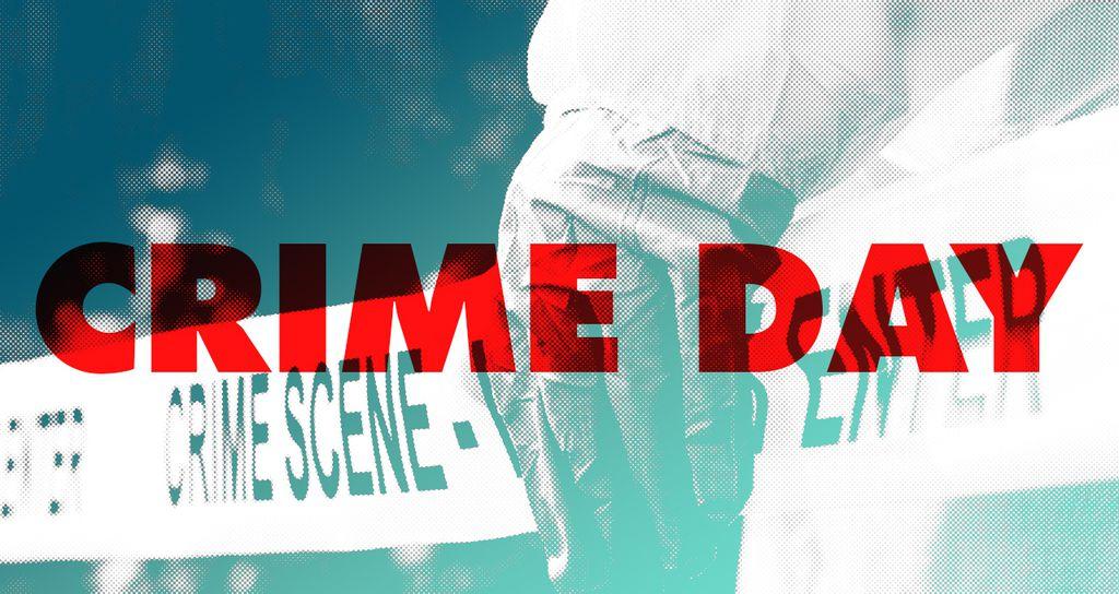 We're Celebrating Crime Day!