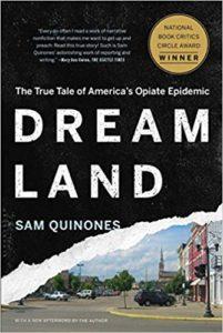 Dreamland by Sam Quinones cover