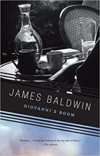 Giovanni's Room by James Baldwin cover