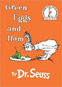 Green Eggs and Ham by Dr. Seuss cover
