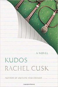 Kudos by Rachel Cusk cover