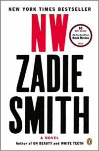 NW by Zadie Smith cover