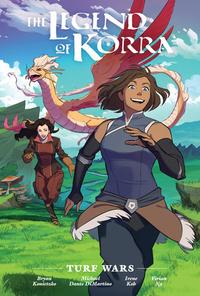 The Legend of Korra: Turf Wars