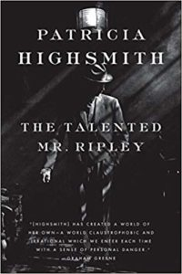 The Talented Mr. Ripley by Patricia Highsmith cover