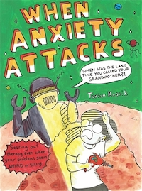 I'm Doing Mostly OK: Graphic Nonfiction About Anxiety