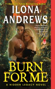 Burn for Me book cover