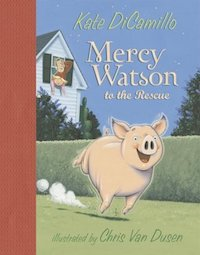 cover of mercy watson by kate dicamillo