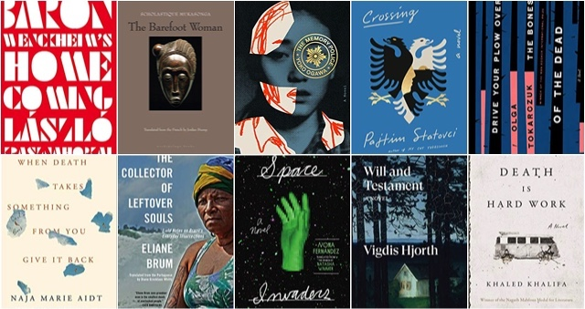 2019 National Book Awards Translated Literature Longlist Announced