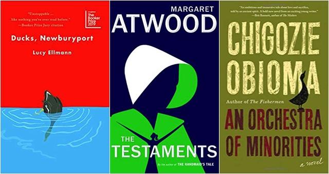 2019 Booker Prize Shortlist Announced