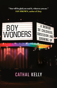 cover of Boy Wonders by Cathal Kelly