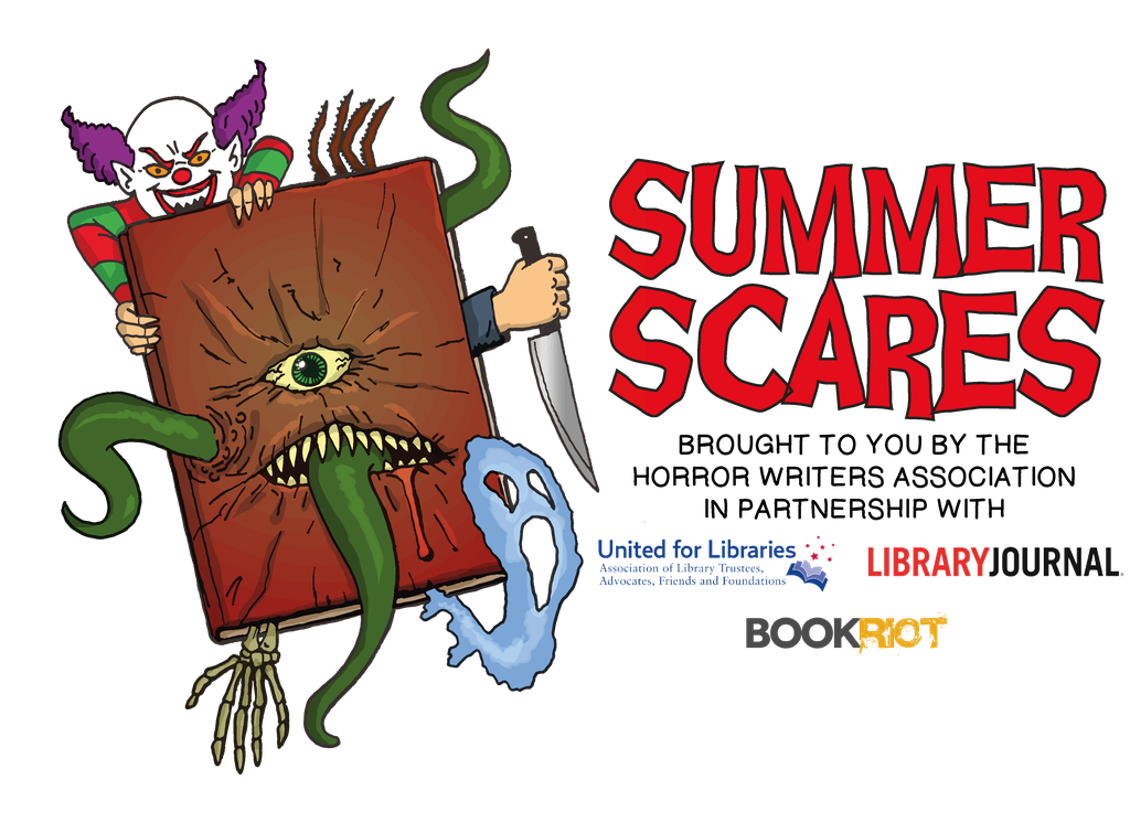 Get Your Spook On With This Year's Slate of Summer Scares Reads Selections